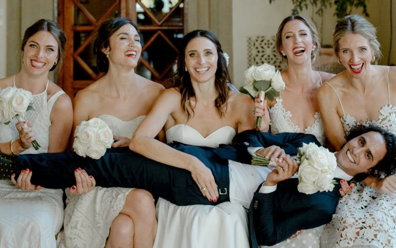 A Tuscan Celebration Inspired by John and Yoko