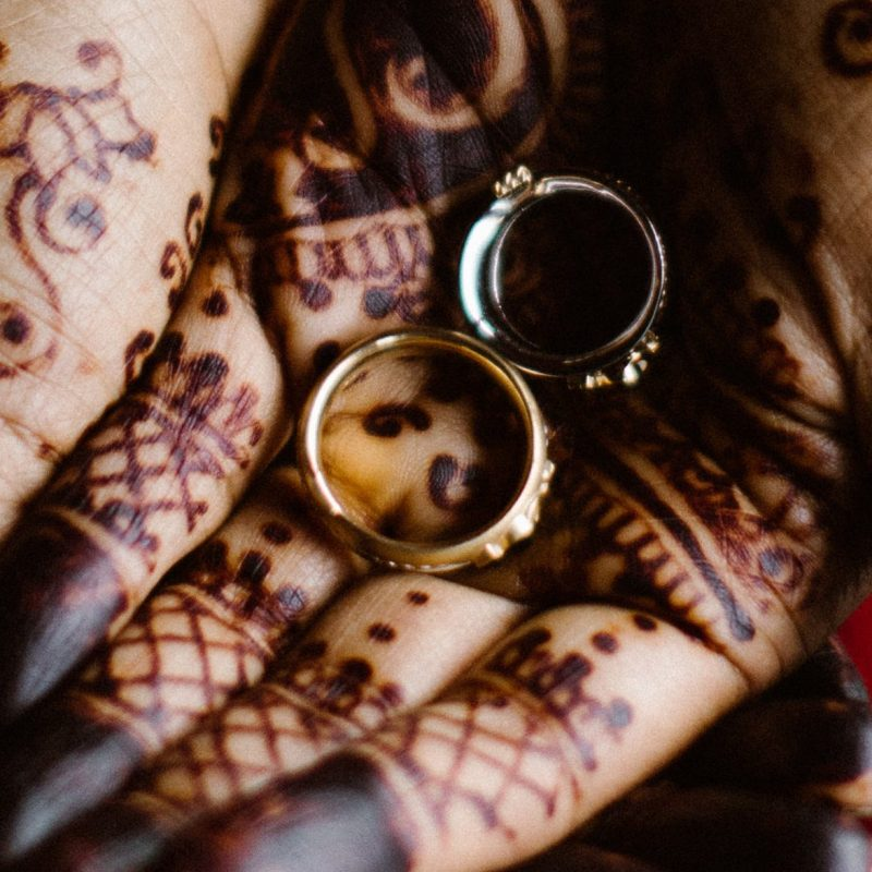 East Meets West In A Romantic Elopement in Venice